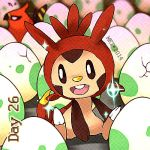 Day 26 - Favorite Starter by Mikoto-chan
