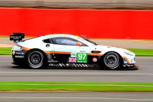 Aston Martin Racing No 97 by Willie-J
