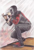 Chris Fehn by FakeSatan