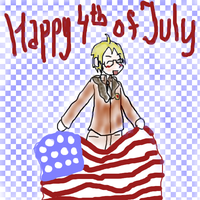 Happy 4th of July by miyuishina