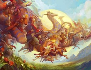 Life in Motion by juliedillon