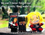 FMA Day - The First Stories by mickeyelric11