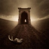 Between the shadow of darkness by Alshain4