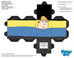 FG1: Chris Griffin Cubee by TheFlyingDachshund