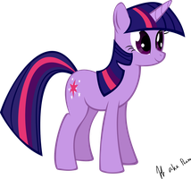 Twilight Sparkle by KalleFlaxx