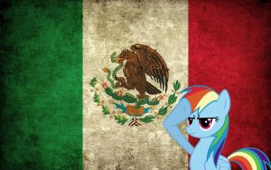 Dash salute Mexico by palafox129