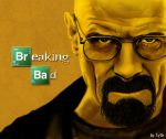 Bryan Cranston - Breaking Bad by Ty13r