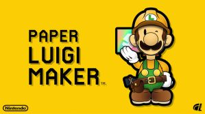 Paper Luigi Maker by ShadowLifeman