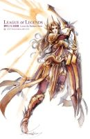 Leona the Radiant Dawn006 by jeff19840319