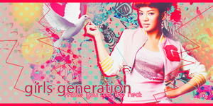 SNSD- Girls Generation Signature- Hyoyoen by blueangel06661