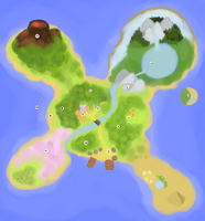 PHG: Heroes Island Map by Chigle