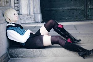 Alois Trancy Cosplay 3 by Yazo-chan
