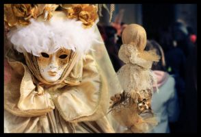 Venice Carnival I by marco85