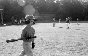 Grant At Bat by doktornein
