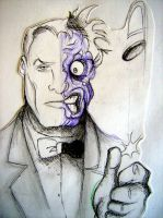 Two-Face by VanillaxMog