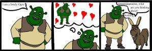 Page 2: Lonely Ogre by GreenSwampWarrior