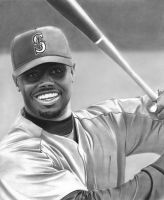 Ken Griffey Jr. by cfischer83