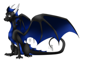 VanossGaming As A Dragon!? by WinterTheDragoness
