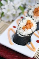 Sweet Potato Sushi 10 by laurenjacob