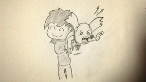 Squeeze! by Axolotlet