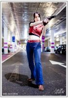 Claire Redfield- Cosplay Fever by Leonie-Heartilly