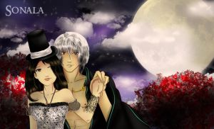 Lysander and I by Sonala