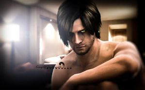 Special Agent! 2 ( Leon S kennedy) by kingofshadows26