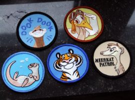 Patches by Henrieke