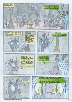 Swarm Rising page 10 by ThunderElemental