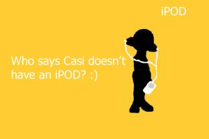 Ipod Casi by PipoMadness1992