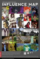 influence map by sigeel
