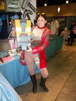 CTcon '12 - Tannis and Claptrap by TEi-Has-Pants