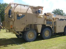 MAN RECOVERY LORRY, ARMED FORCES DAY by drshaggy