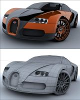 Veyron by Tom-3D