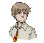 Young Remus by Avender