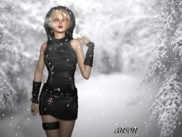 Snowflakes by anson7