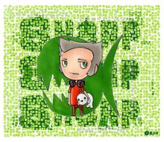 its so green by Azu-graph