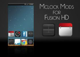 Mclock Mods for Fusion HD by chrisbanks2