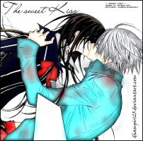 Vampire Knight Kiss Colored by Dhampir123