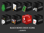 Black Boxes by Gurato