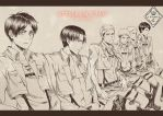 Attack on Titan - This Love - by Eternal-S