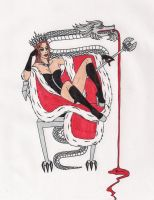Queen of Whores by 13foxywolf666