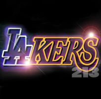 LAKERS DODGERS by tdf22