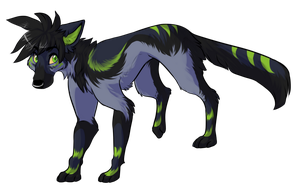 Yet again, Another Claw Design :V by SnowyCakes