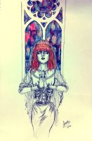 Florence Welch by keruuu
