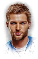 Mike Vogel by kenernest63a