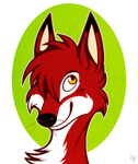 Sly Red Fox by DetectiveRJ