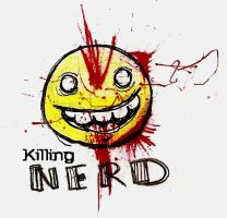 Killed Nerd by TheZakMan