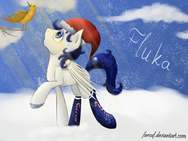 [AT]snowflake- Fluka by Farcuf