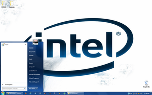 Intel Theme by secretxax
